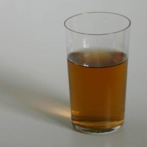 Brun syrensaft